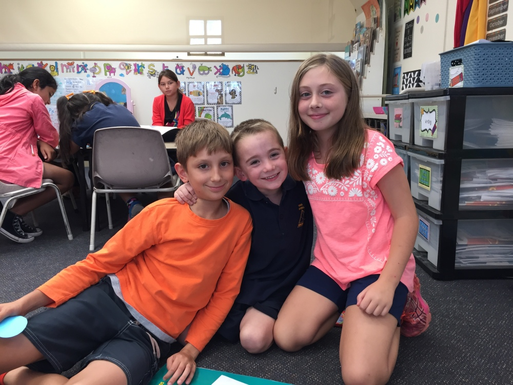 Harmony Day Prep Buddy Photo 1
